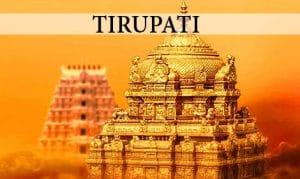 Tirupati Balaji tour from Mumbai, dadar, Thane, Vashi, Borivali, Vasai, Virar, Pune.